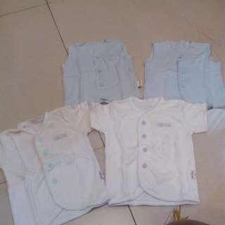 Baju Baby 0-3 Months