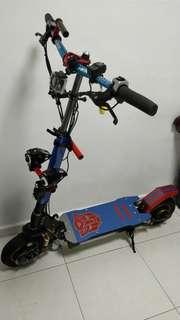 Escooter ultron 48v 18ah 800 watt🛴🛴🛴
