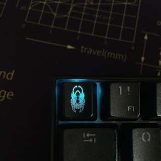Dota2 weaver keycap