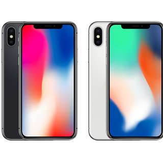 全新 Apple iPhone X  64  256