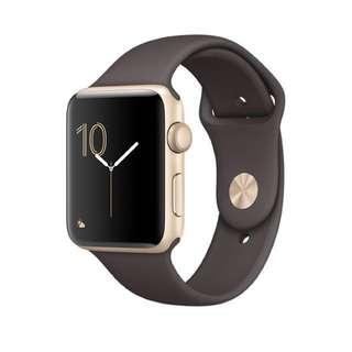 Apple Watch Version 2 42m Gold