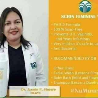 NU Skin - Scion Feminine Wash
