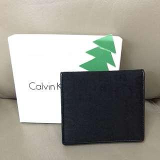 Calvin Klein card holder ! 9成新