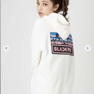 Blackpink Shibuya POP UP STORE Merchandise Hoodie