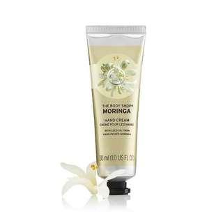 THEBODYSHOP Moringa Hand Cream