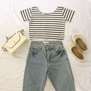 Stripes croptop