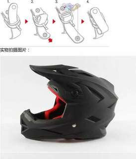 E scooter / MTB cycling Helmet