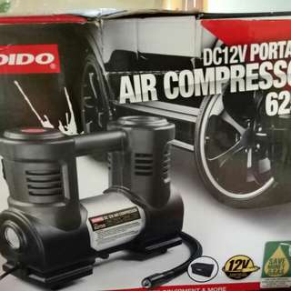 Portable Air Compressor 6256