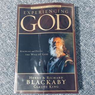 Experiencing God by Blackaby & King