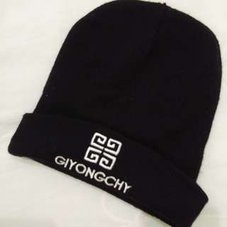 G-Dragon Giyongcy Knitted Hat
