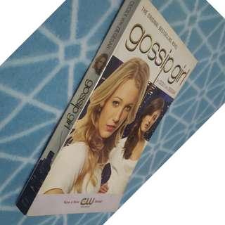 Gossip Girl (First Book of the sequel)