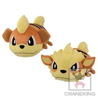 《現貨》日本🇯🇵空運 景品 SEGA 神奇寶貝 太陽與月亮 寶可夢 卡蒂狗 娃娃 Pokémon sun&moon