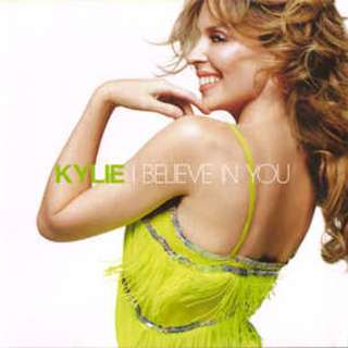 Kylie I Believe In You cd single
