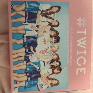 Twice japan debut日專+團卡