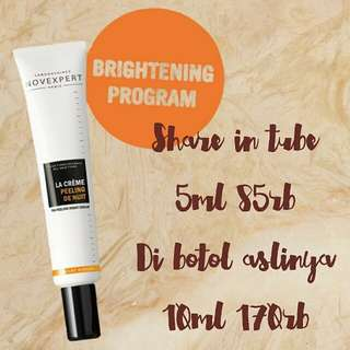Share in tube 5ml NOVEXPERT THE PEELING NIGHT CREAM
