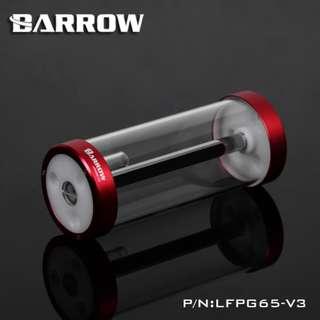 Barrow Coolant Glass Reservoir / Tank LFPG65-V3 PC