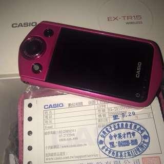 降價Casio TR15 卡西歐