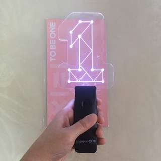 Wanna One Official Lightstick Ver. 1