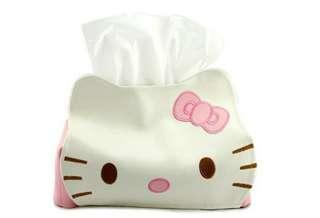 Tempat tissu hello kitty
