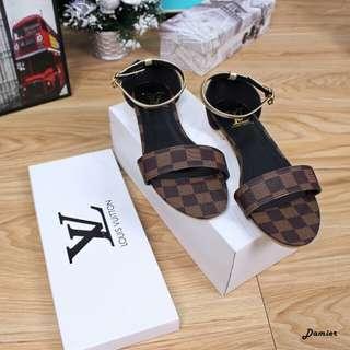 Louis Vuitton Sunshine Summer Sandals