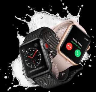 IWATCH SERIES 3 updated on hand na po.