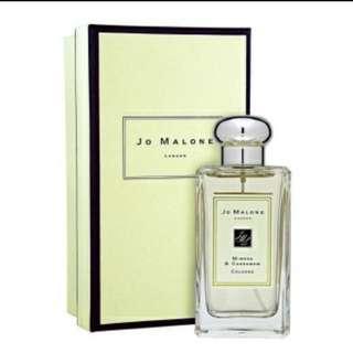 Jo Malone 100ml perfume