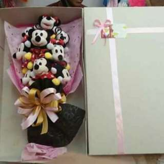 SPECIAL BOUQUET with box