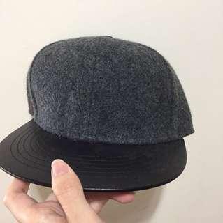韓版素色毛尼帽
