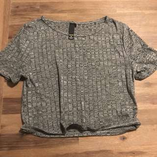 Factorie Crop Top
