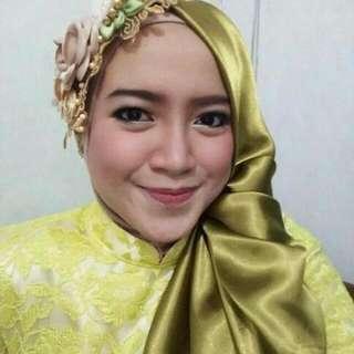 Makeup And Hijab