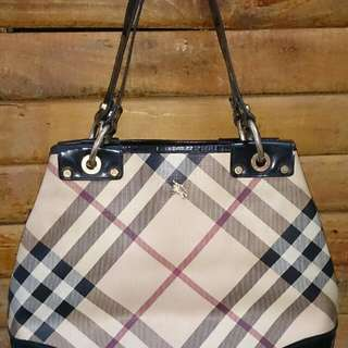 Vintage tote bag Burberry Original