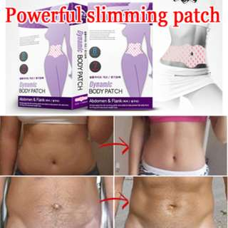 Dynamic Slimming Patch