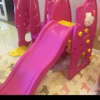 Hello Kitty Slide
