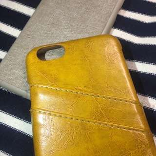 IPhone 6s case [card holder function]