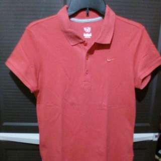 Pre Loved Nike Polo Blouse
