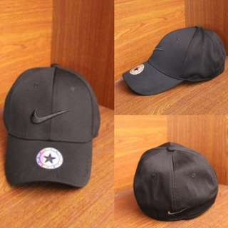 Topi Baseball Nike - Black