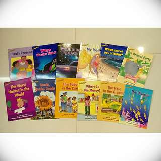 Reading Bee Early Readers Books