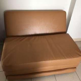 Sofa bed 2in1 (jadi tempat tidur)