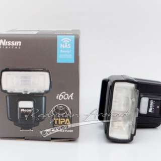 Nissin i60a flash m43 mft