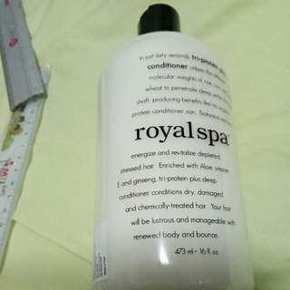 Royal spa condition er