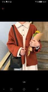 質感針織外套#好想找到對的人 #冬季衣櫃出清