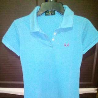 Pre Loved (Fred Perry Polo Blouse)