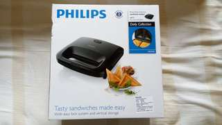 Philips Toaster HD 2393 Black