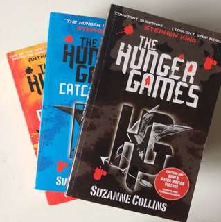 The Hunger Games (all three series)