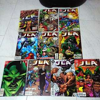 Lot of JLA Loose Issues