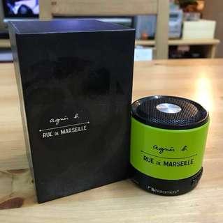 agnès b Bluetooth Speaker