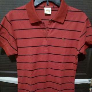 Pre Loved (Vintagetee Polo Blouse)