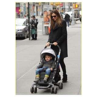 NUNA Pepp Luxx Stroller (Preloved)