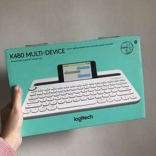 Logitech multi device keyboard