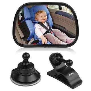 Spion Intip Bayi Baby Mirror View